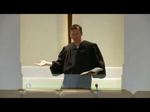 Joshua Walter William Landeene Baptism