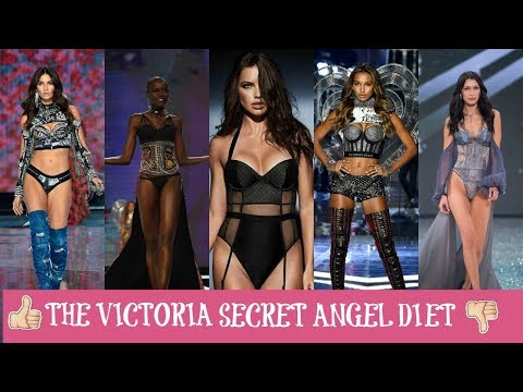 I TRIED THE VICTORIA SECRET ANGEL DIET & THIS IS WHAT HAPPENED!
