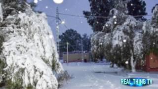 SNOW in the SAHARA: World