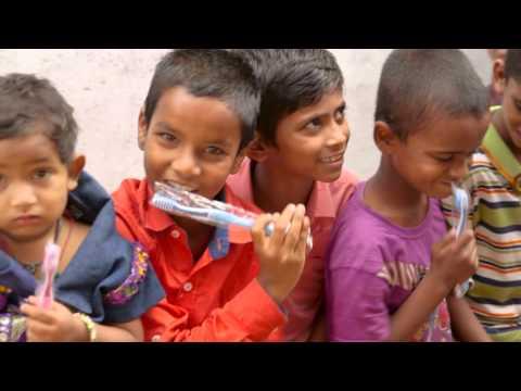 Student Nurses Care for Communities in India
