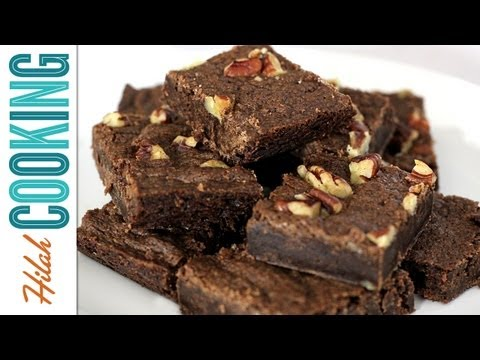 How to Make Cocoa Brownies | Hilah Cooking