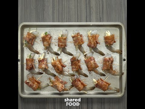Copycat Red Lobster Bacon-Wrapped Shrimp