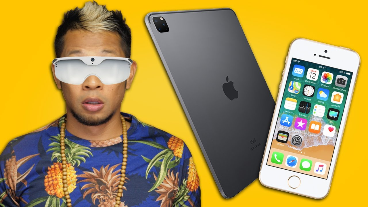 New iPad Pro/iPhone SE 2 to launch early 2020? Apple AR Glasses first half of 2020.