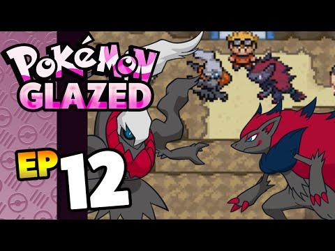 Let's Play Pokemon: Glazed - Part 12 - DARKRAI vs. ZOROARK