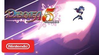 Disgaea 5 Complete - Accolades Trailer - Nintendo Switch