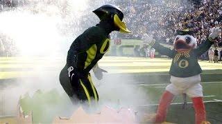 Meet Mandrake, the Oregon Ducks' Mascot That Didn't Fly