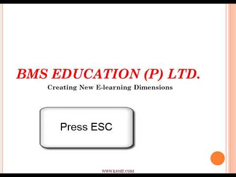 Working With Transition And Animations Tab  Power Point  Video Tutorials in Hindi  - WWW.LSOIT.COM