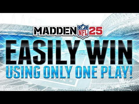 Madden 25 Ultimate Team: How to EASILY WIN ALL Solo Challenges on