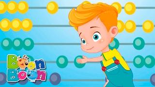 Eu și matematica - Cântece pentru copii | BoonBoon