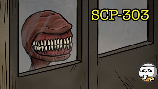 SCP-303 The Doorman (SCP Animation)