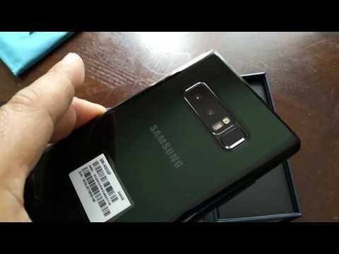 Samsung Galaxy Note 8 SM-N950F Ireland as promised