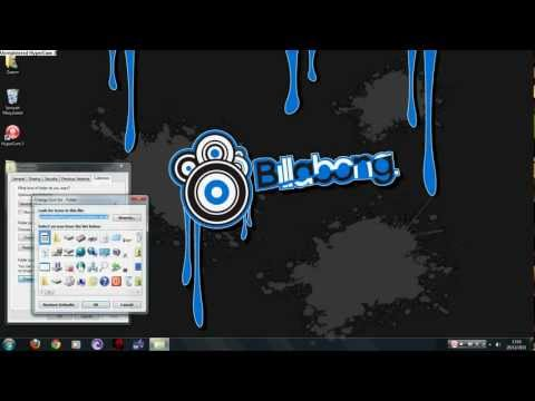 How to make your Folder Name and Icon Invisible
