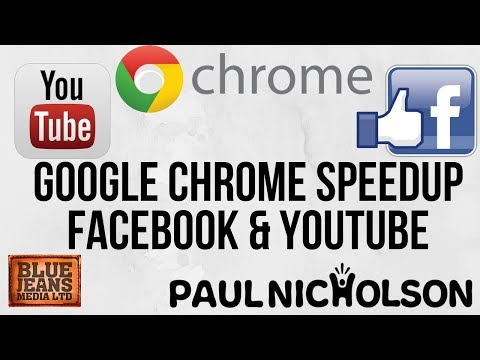 How To Speedup Youtube And Facebook On Google Chrome