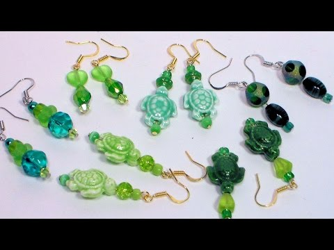 How To Make My Top Selling Earrings!