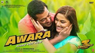 Dabangg 3: Awara Full Song | Salman Khan,Sonakshi S,Saiee M | Salman Ali, Muskaan | Sajid Wajid