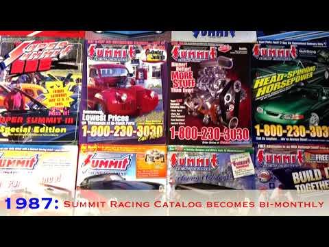 50th Anniversary: Summit Racing - 50 Years of High Performance