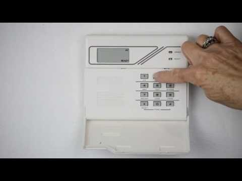 ProTec Home Security Systems | Changing the Master Code on a Honeywell/ADEMCO Home Security System