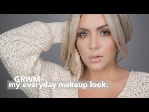My Everyday Makeup Look GRWM