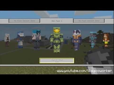 Xbox 360  Minecraft : Skin Pack 1