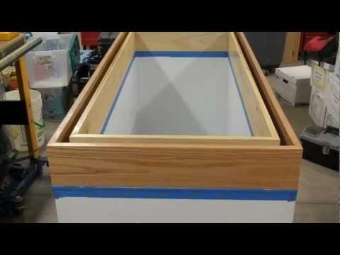 Massive Kegerator Build Part 1 of 2