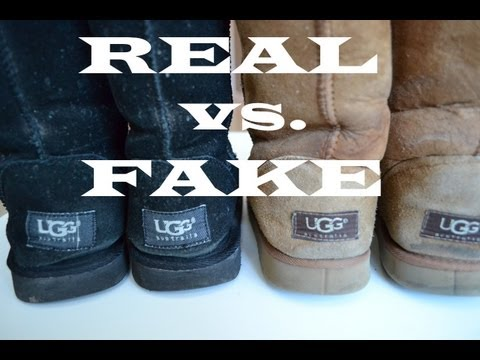 How to Tell if Your UGG Boots are Real