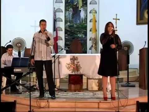 The prayer - Nelson Veras y Michelle Ubiñas