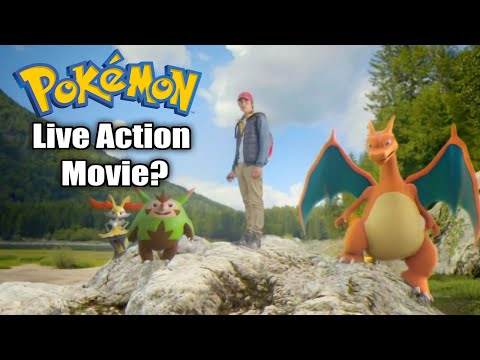 Live Action Pokemon Movie Coming Soon?