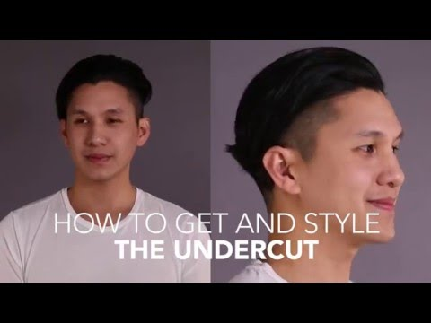 How to Cut and Style: The Undercut