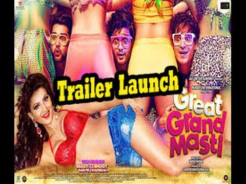 Xxx Mp4 Great Grand Masti Official Trailer Vivek Ritesh Aftab Urvashi Rautela Launch 3gp Sex