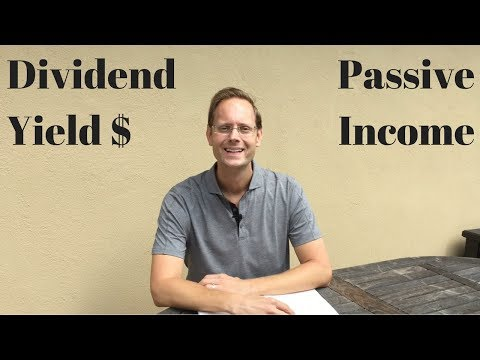 Dividend Investing: Stock Allocation By Yield (Passive Income Via Dividends)