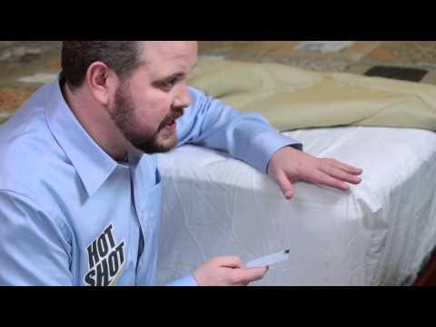 Hot Shot®  Bedbug Detection
