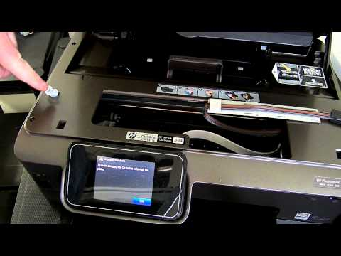 HP Photosmart 6510 ciss continuous ink system