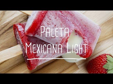 Aprenda a fazer as novas paletas mexicanas na sua casa