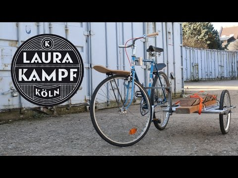 Laura´s Bicycle Sidecar