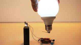 "Wireless Electric Generator for Light Bulb ""Free Energy"" |  | WasabySajado"