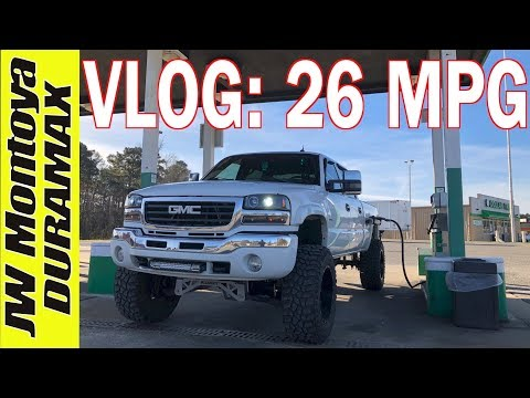 HOW TO GET THE BEST MPG...? **26 MPG**