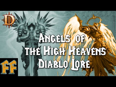 ANGELS OF THE HIGH HEAVENS - Diablo Lore - Diablo Angels