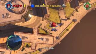 LEGO Marvel's Avengers - How to get back to the Helicarrier without flying