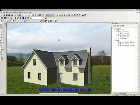 Visual Building Tutorial: Exporting 3D Building To Google Earth