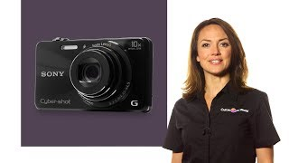 Sony Cyber-shot DSC-WX220B Compact Camera - Black | Product Overview | Currys PC World