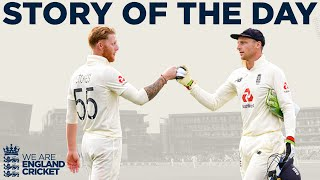 England Fight Back Late In The Day! | England v Pakistan 1st Test Day 3 2020