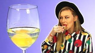 Irish People Taste Test Weird American Cocktails