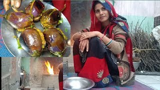 एकदम चटपटा ओर मसालेदार भरवा बैंगन कैसे बनाएं देसी स्टाईल रेसिपी ,Bharwa baingan Recipe