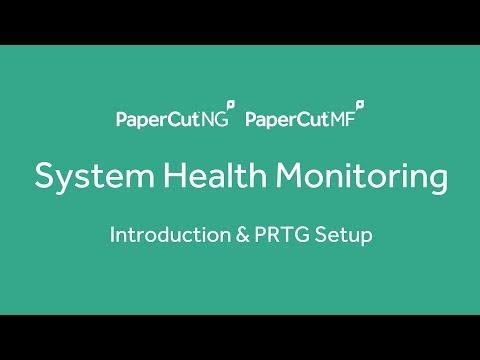 System Health Monitoring - Setup