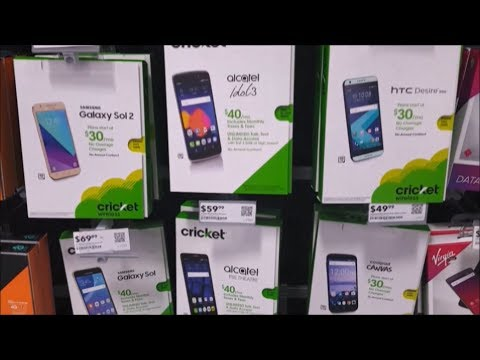 Cricket Wireless Phone Selection at Best Buy