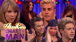 Best Of Pop Stars | Chatty Compilations | Alan Carr: Chatty Man