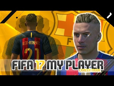THE START! | FIFA 17 Player Career Mode w/Storylines | Episode #1 (The Spanish Legend)