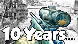 COD4 10 Years Later...