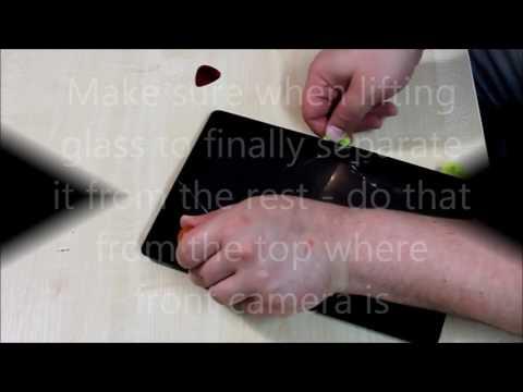 Asus Transformer T100TA Touchscreen Replacement