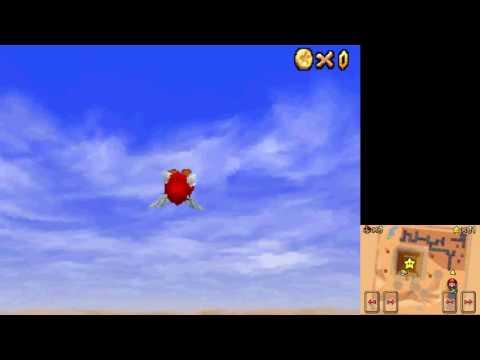 Super Mario 64 DS - Faster Pillarless